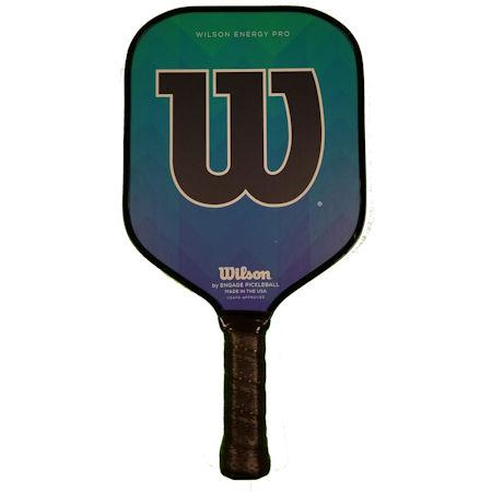 Wilson Energy Pro Pickleball Paddle Blue